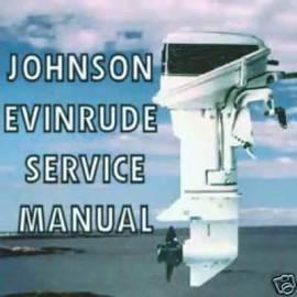 johnson evinrude service